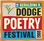 Dodge poetry  logo
