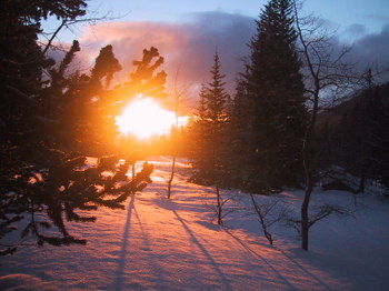 Sunrise_snow